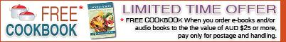 Free Cookbook Offer *Conditions Apply